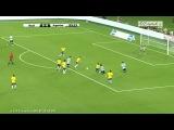 Месси , Messi , абсолютно ВСЕ его действия в матче Бразилия Аргентина (HD)  17.11.2010