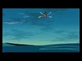 Небесный замок Лапута,второй мультфильм миядзаки,первый в студии дзибли,и один из лучших в мире на мой взгляд