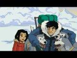 Приключения Джекки Чана. 2 сезон  22 серия. Замороженный